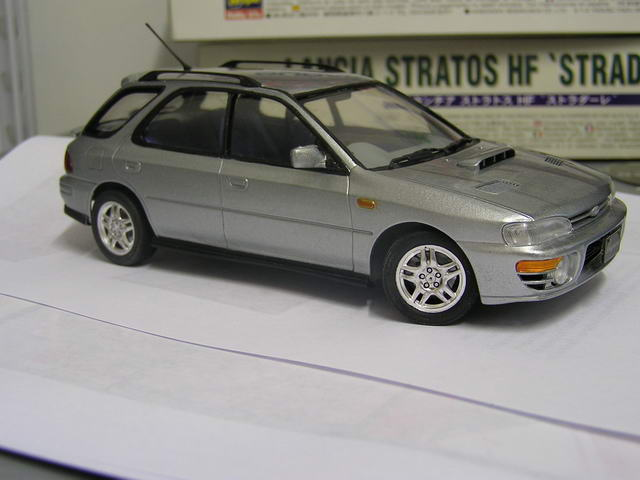 Mitsubishi Lancer Evo >> Untitled Document [www.hrmodeler.com]